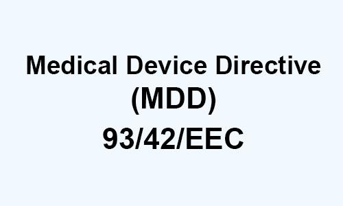 Certificazione MDD