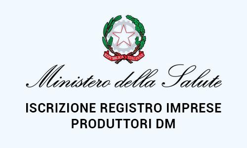 Certificazione Ministero della Salute