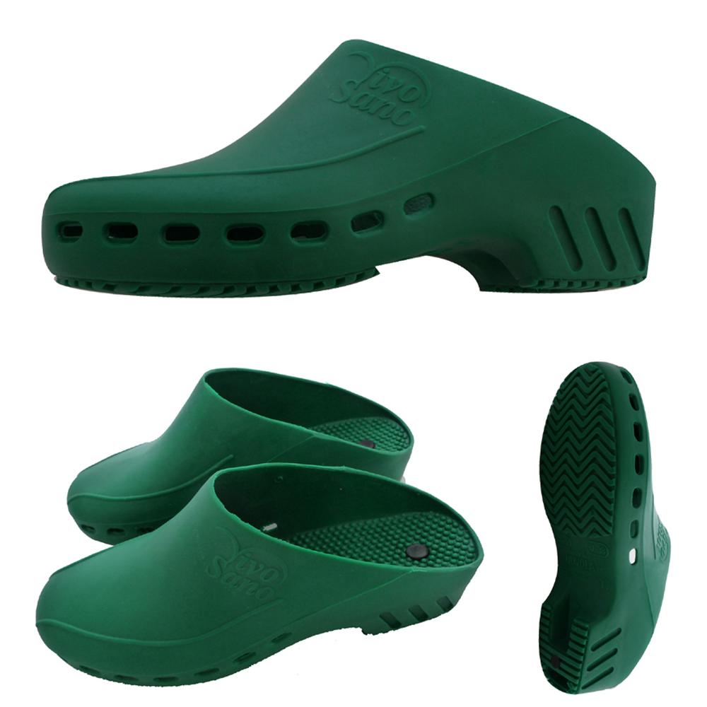 Zoccolo verde